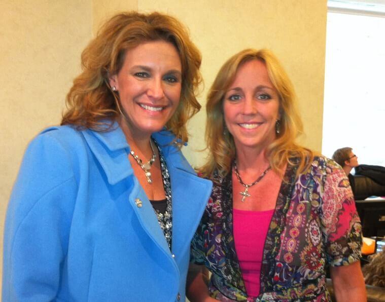 Christie & Loral Langemeier