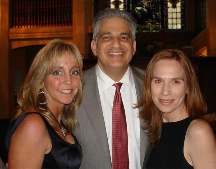 Christie with Angel Oakley & Bob Burg