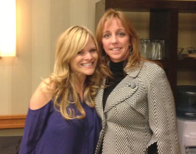 Christie & Lauren Slocum